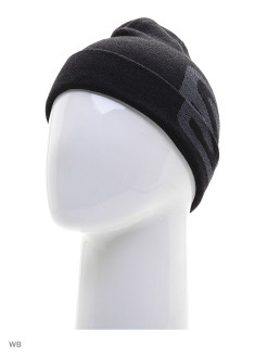 Шапка BIG FOURAX BEANIE BLACK SALOMON